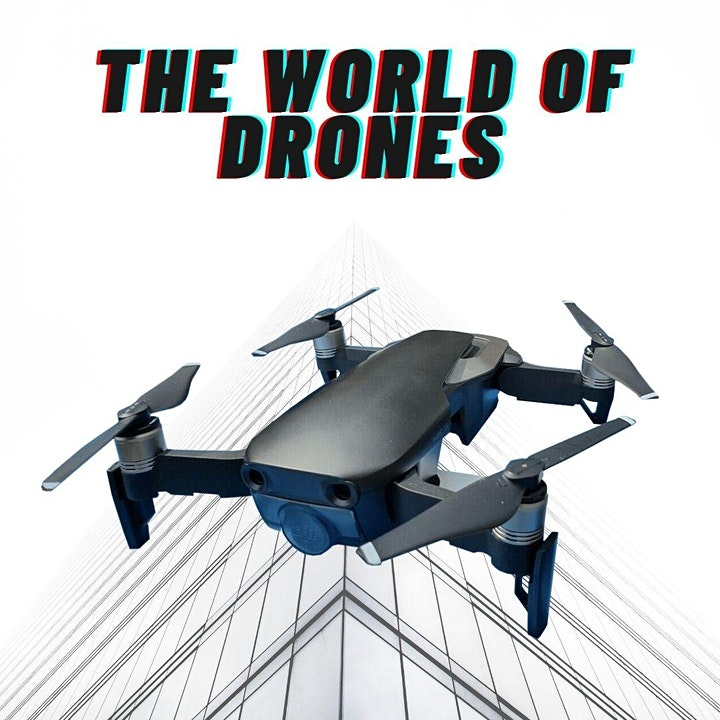 Calgary STEM Summer Camps for Kids! - Drones image