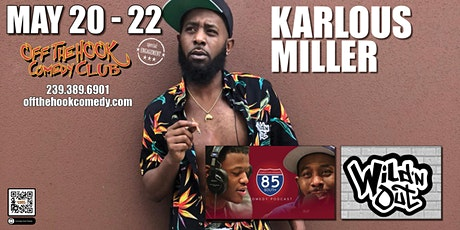 Stand up Comedian Karlous Miller  Live in Naples, Florida! tickets