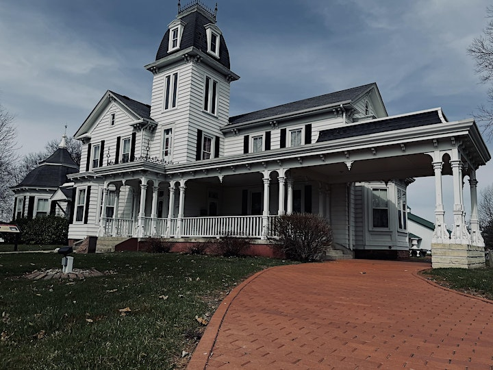 Cheney Mansion Ghost Hunt image