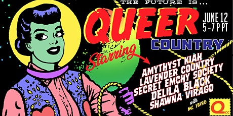 The Future is Queer Country tickets
