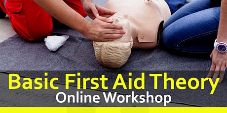 Basic First Aid Theory Workshop tickets