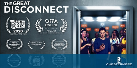The Great Disconnect: Virtual Screening with Panel Q&A tickets