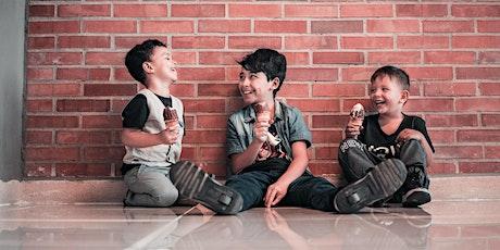 Crianza bilingue: hablemossobre el desarrollo del habla y lenguaje tickets