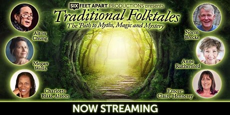 Now Streaming! Traditional Folktales tickets