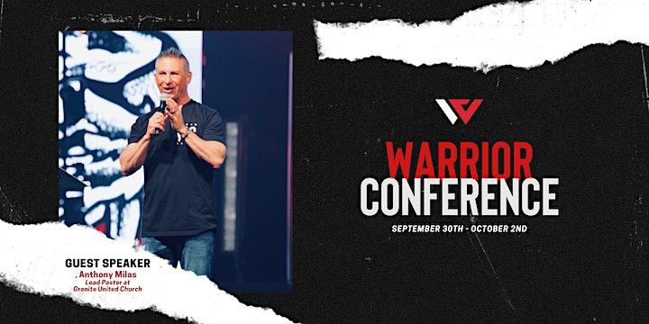 Warrior Conference 2021 Florida Region image