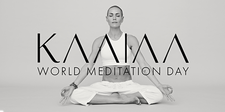 KAAIAA World Meditation Day tickets
