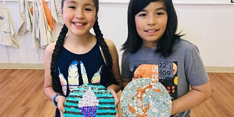 SUMMER ART CAMP 3: Creating Mosaic (ages 8-13) tickets