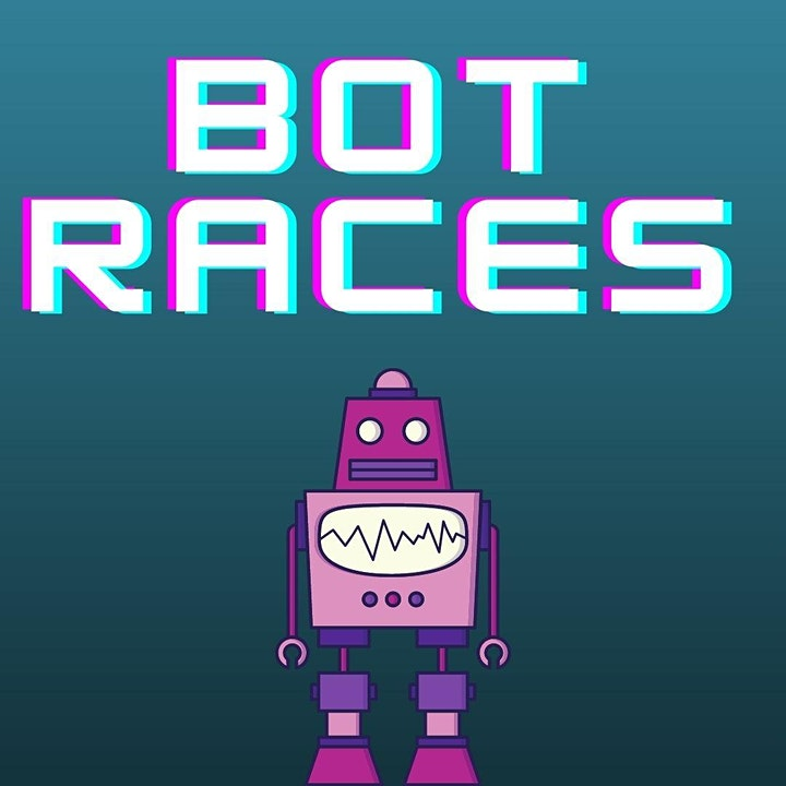Calgary STEM Summer Camps for Kids! - Bot Races image