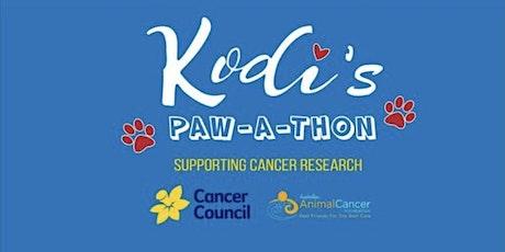 Fun run/walk supports cancer research tickets