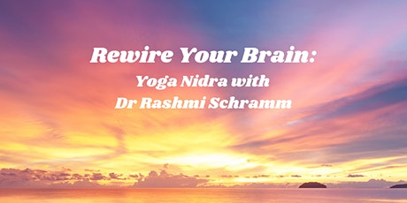 Rewire Your Brain: Guided Meditation to Enhance your Wellbeing tickets