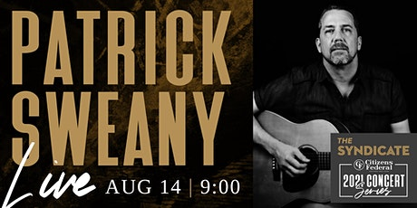 Patrick Sweany LIVE tickets