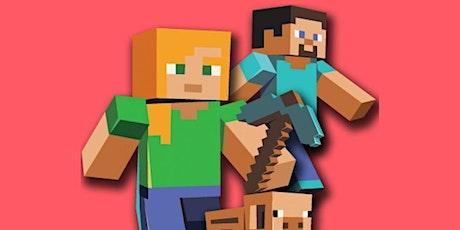 Calgary STEM Summer Camps for Kids! -Minecraft Modding tickets
