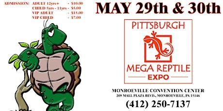 Pittsburgh Mega Reptile Expo tickets