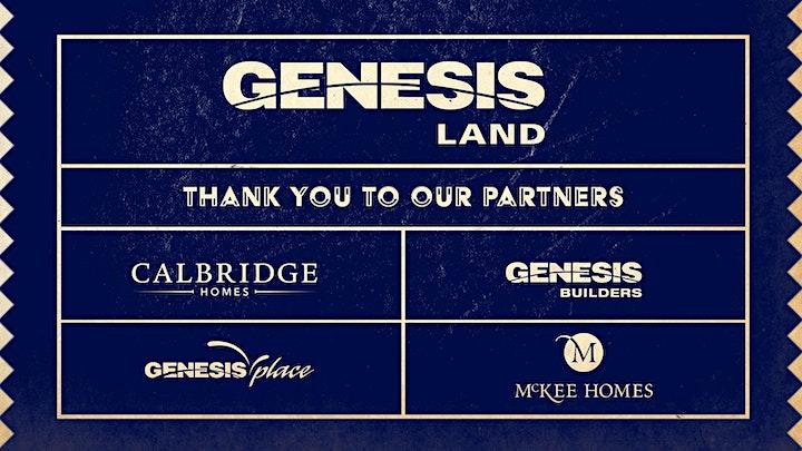 Genesis Land Drive-In Movie image