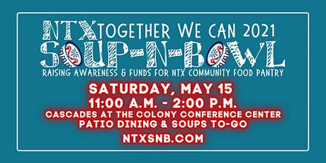 NTX SOUP-N-BOWL 2021 tickets