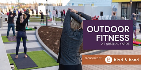 Outdoor Fitness: Pure Barre Arsenal Yards tickets
