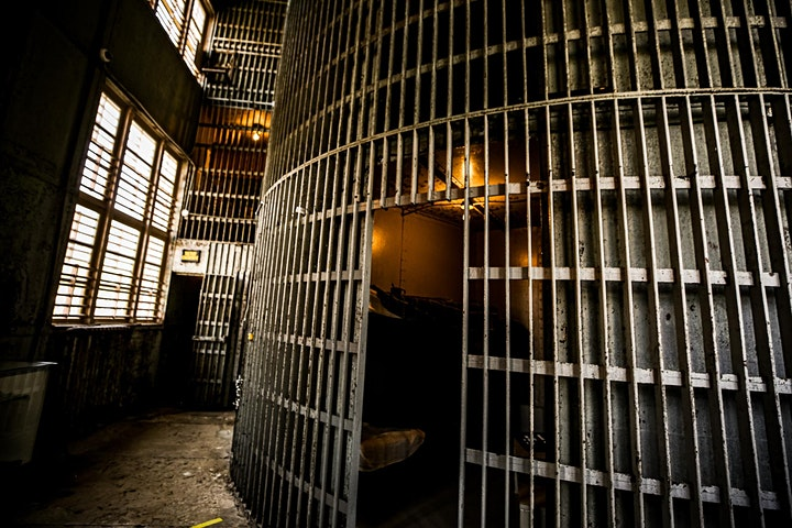 Squirrel Cage Jail Ghost Hunt image