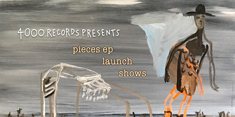 Coalfalls 'Pieces' EP Launch w/ The Double Happiness, Tidal Peak and Edith tickets