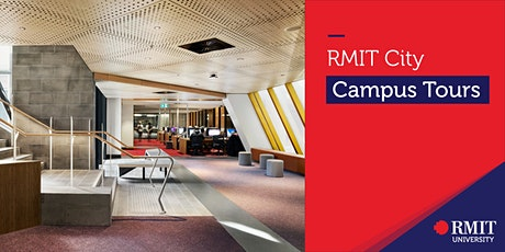 RMIT Future Student City Campus Tour tickets