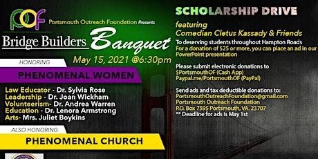POF Bridge Builders Annual Scholarship Banquet tickets