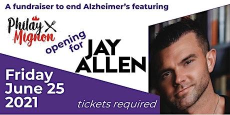 Jay Allen concert/fundraiser for Alzheimer's at Buffalo Rock Brewery tickets
