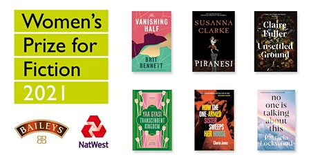 Women's Prize for Fiction 2021 Book Club tickets