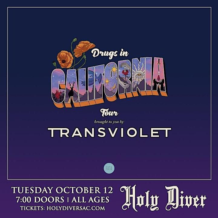 Transviolet @ Holy Diver image