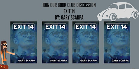 Exit 14 Book Discussion tickets