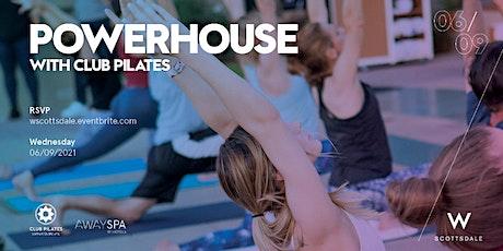 Powerhouse - Free Pilates Class (6/9) tickets