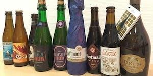 Bier auf Belgisch