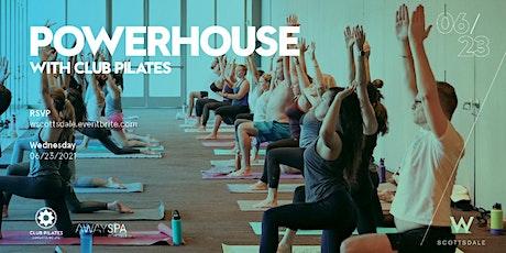 Powerhouse - Free Pilates Class (6/23) tickets