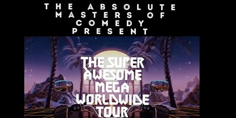 Absolute Masters of Comedy tickets