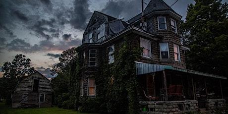 Wildwood Sanitarium Ghost Hunt tickets