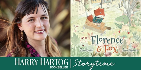 Storytime with Zanni Louise tickets