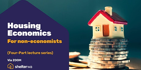 A financial view of housing markets - Lecture 3 tickets