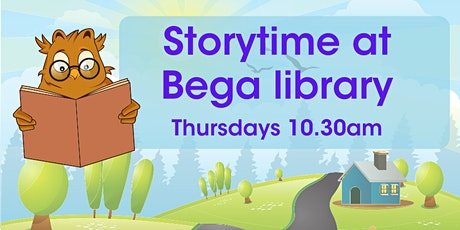 Thursday Storytime at Bega Library tickets