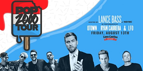 Pop 2k Tour Hosted by Lance Bass ft. O-Town, Ryan Cabrera and LFO tickets