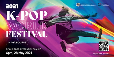 2021 K-POP World Festival Melbourne tickets