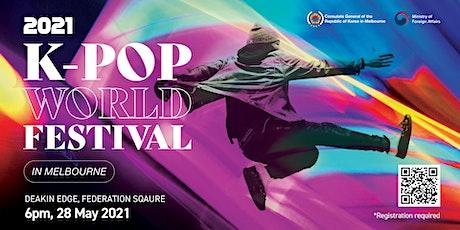 2021 K-POP World Festival Melbourne tickets