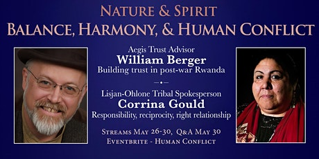 Nature & Spirit week 4: Balance, Harmony, and Conflict tickets