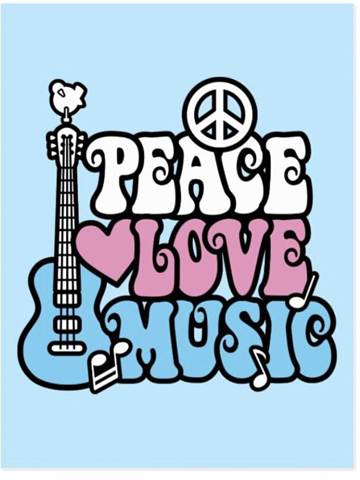 Peace, Love, and Music Spring Production image