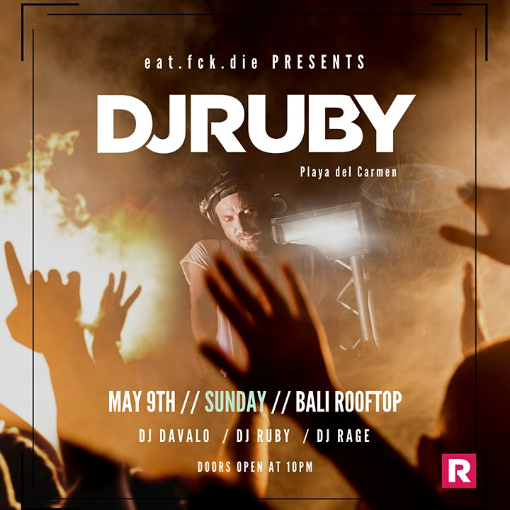 DJ Ruby at Bali Rooftop image