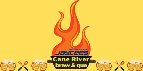 2021 Cane River Brew & Que tickets