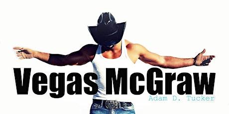 Vegas McGraw Live @ Shotskis tickets