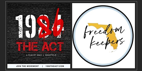 FFK's Summer Movie Series - 1986: The Act (BREVARD COUNTY) tickets