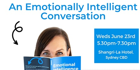 An Emotionally Intelligent Conversation tickets