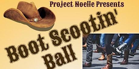 Boot Scootin Ball tickets