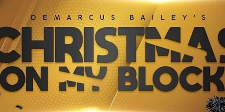 Christmas On My Block Atlanta Premiere tickets
