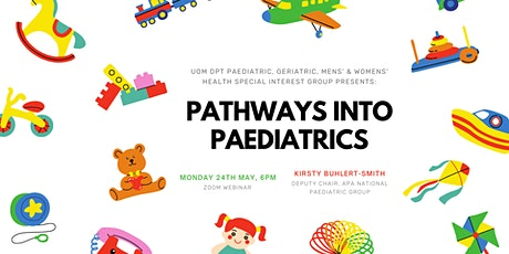 Pathways Into Paediatrics tickets