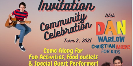 Community Celebration Term 2, 2021 tickets